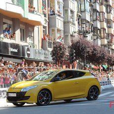 Alonso en el Renault