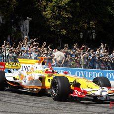 Alonso en el R29