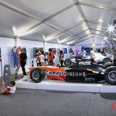El museo de la Fórmula 1