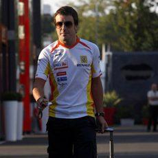 Gran Premio de Italia 2009: Entrenamientos