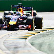 Sesión sin problemas para Sebastian Vettel