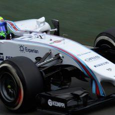 Nueva etapa para Felipe Massa en Williams