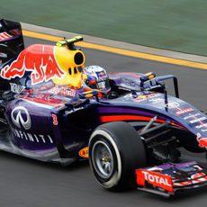 Libres 3 para Daniel Ricciardo en Albert Park