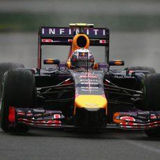 Buen tiempo en clasificación para Daniel Ricciardo