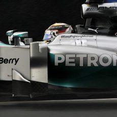 Lewis Hamilton afronta la Q3 de la clasificación