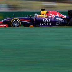 Sebastian Vettel no entró en la Q3 de Australia
