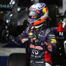 Daniel Ricciardo da un paso adelante con Red Bull