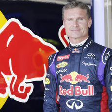 David Coulthard, presente con Red Bull