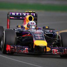 Daniel Ricciardo fue descalificado en Australia
