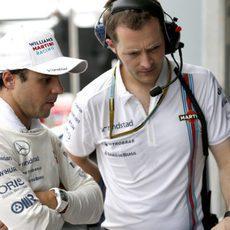 Felipe Massa se queda en Q2