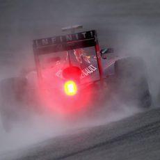Sebastian Vettel exprime su RB10
