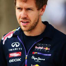 Sebastian Vettel, presente en Baréin