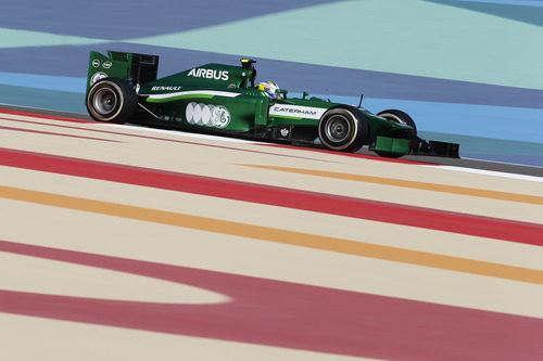 Libres 1 para Marcus Ericsson en Baréin