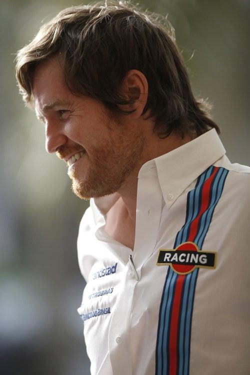 Rob Smedley se estrena con Williams en Baréin