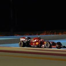 Noche cerrada para Kimi Räikkönen