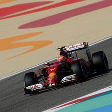 Sexta posición en la parrilla para Kimi Räikkönen