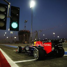 Semáforo en verde para Daniel Ricciardo