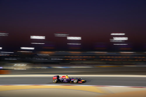 Sebastian Vettel cae en la Q2 de Baréin