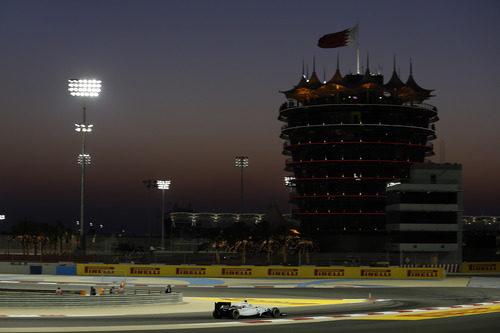 Valtteri Bottas consigue el cuarto mejor tiempo en Baréin