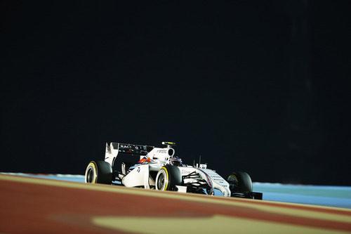 Valtteri Bottas en vuelta rápida