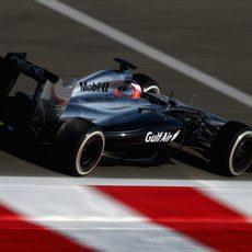 Jenson Button se quedó algo decepcionado