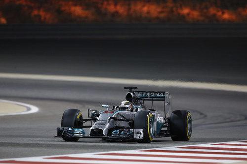 Primera pole del año para Nico Rosberg