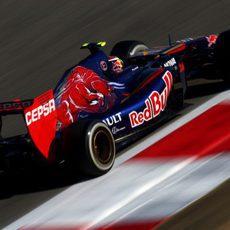 Daniil Kvyat saldrá en 12º posición