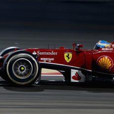Decepción de Fernando Alonso al acabar noveno