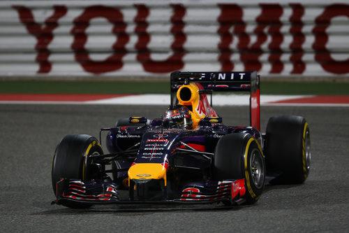 Sexta posición de Sebastian Vettel en Sakhir