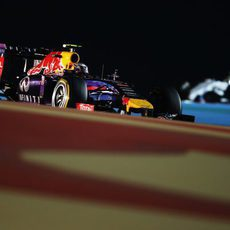 Primeros puntos del año para Daniel Ricciardo