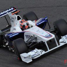 Kubica busca la Q3
