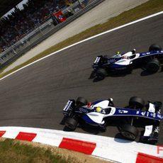 Los dos Williams en paralelo