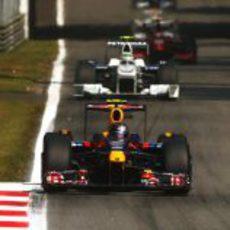 Vettel en Monza