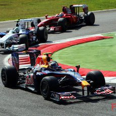 Vettel a por puntos