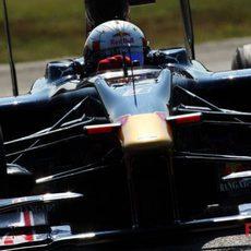 Alguersuari en Monza