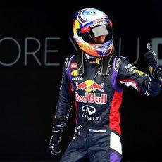 Tercer puesto en Barcelona para Daniel Ricciardo
