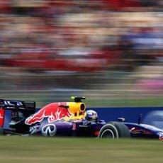 Daniel Ricciardo suma su primer podio oficial