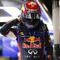 Primera vez con el RB10 de Sébastien Buemi