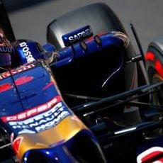 Daniil Kvyat saldrá noveno en su primera carrera en Mónaco