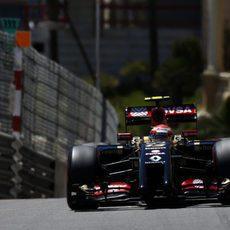 Pastor Maldonado esperaba más en la clasificación
