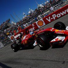Fernando Alonso no acabó la clasificación disgustado