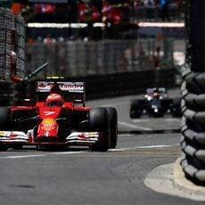 Kimi Räikkönen saldrá sexto en Mónaco