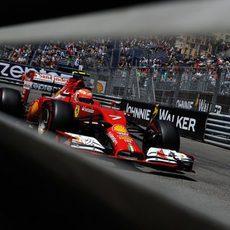 Kimi Räikkönen hubiera preferido una mejor posición