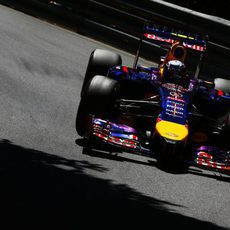 Tercera posición en parrilla para Daniel Ricciardo