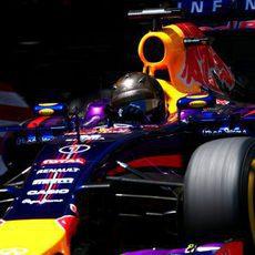 Casco especial de Sebastian Vettel en Mónaco