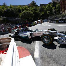 Segunda pole del año para Nico Rosberg