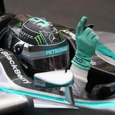 Segunda victotira consecutiva de Nico Rosberg en Mónaco