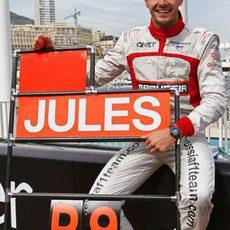 Noveno puesto para Jules Bianchi en Mónaco
