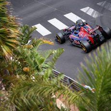 Decepción de Jean-Eric Vergne en Mónaco
