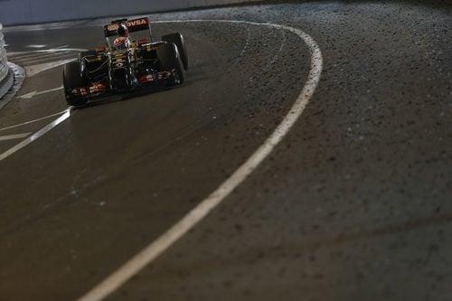 Cuatro puntos para Romain Grosjean en Mónaco